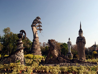 Nong Khai Attractions Life in Udon Thani Thailand